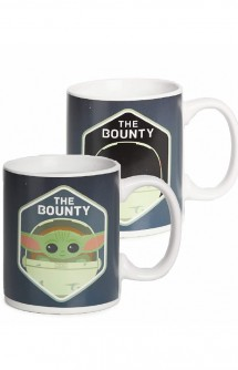 Star Wars - The Mandalorian Taza Sensitiva (The Bounty)